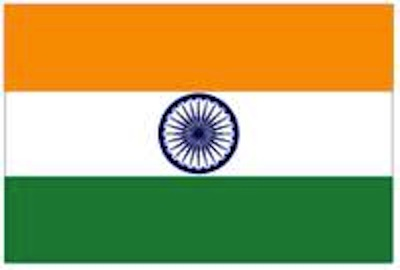 facts about india, flag of india, india history