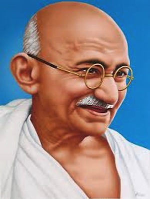 my favourite person gandhi ji Short essay on mahatma gandhi mili  mahatma gandhi is remembered in the world for four major virtues they are non-violence, truth, love and fraternity.