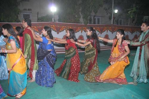 india culture, india culture today garba