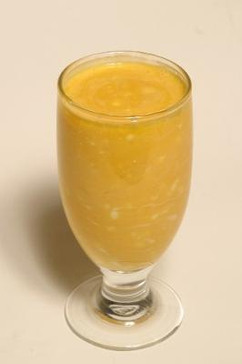 Mango Lassi is a Delicious Indian Dessert Drink