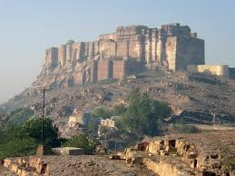 mehrangarh, geography of india, india tourism destinations