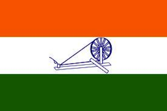 flag of india, gandhi, india flag