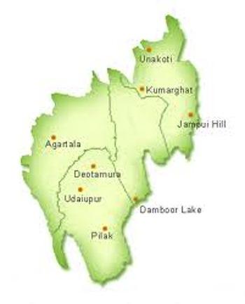 tripura, india states, bengali
