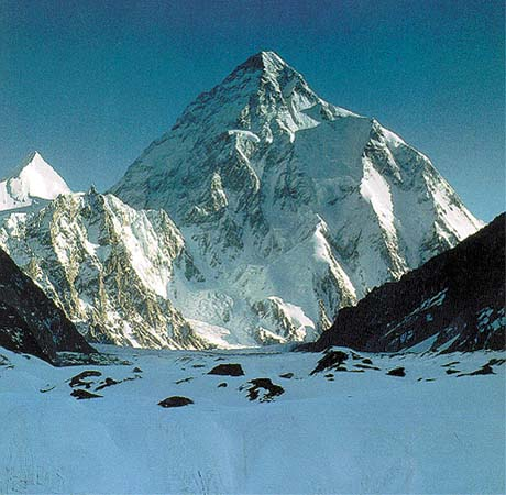 geography of india, india geography, k2